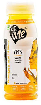 &Me PMS - Mango Women's Health Drink For Periods