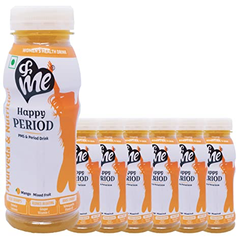 &Me PMS - Orange Women's Health Drink For Periods