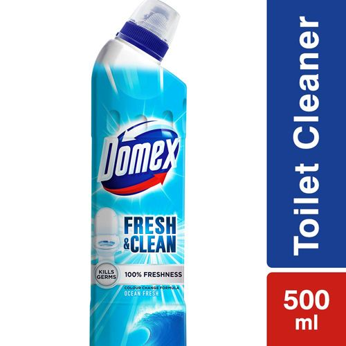 Domex Toilet Cleaner - Ocean Fresh