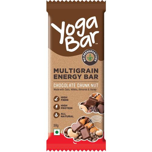 Yoga bar Multigrain Energy Bar - Chocolate Chunk Nut