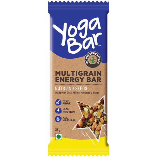Yoga bar Multigrain Energy Bar - Nuts n Seed