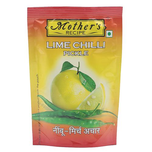 Mother's Recipe Pickle - Lime Chilli