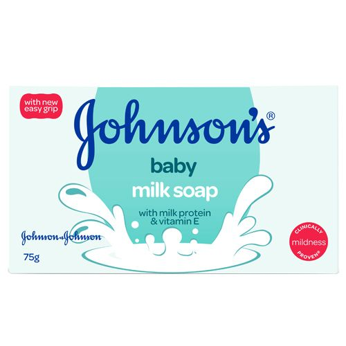 Johnson & Johnson Baby Milk Soap - Mildness