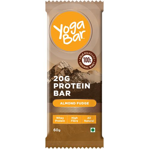 Yoga bar Whey Protein Bar - Almond Fudge
