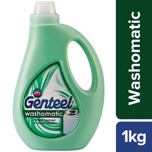 Genteel Liquid Detergent - Washomatic