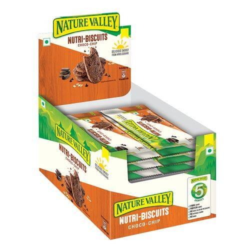 Nature Valley Nutri Biscuits - Choco Chips