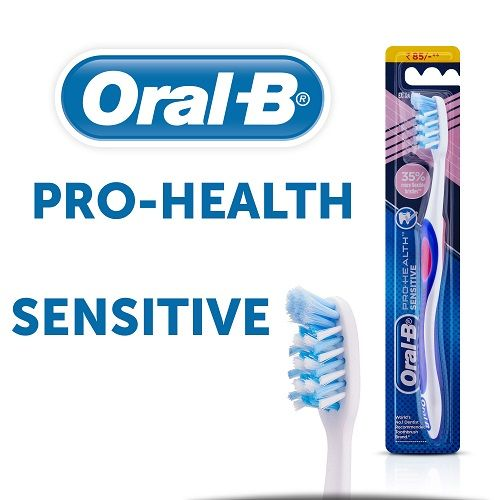 Oral-B Toothbrush Pro Health - Sensitive Soft
