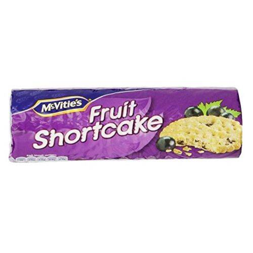 Mcvities Biscuits - Fruit Shortcake with Currants (Imported)