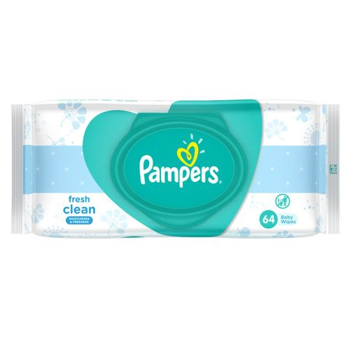 Pampers Wipes - Baby Fresh Clean