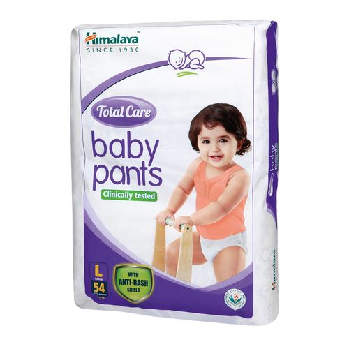 Himalaya Baby Total Care Large -54 Diaper Pants