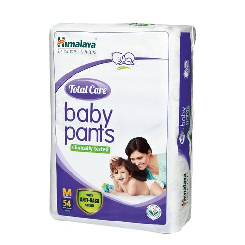 Himalaya Baby  Total Care Medium- 54 Diaper pants