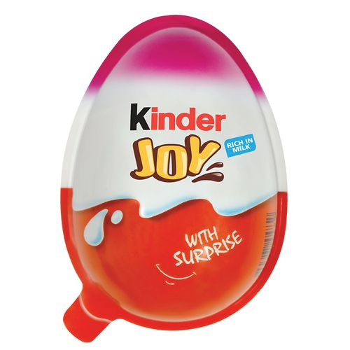 Kinder Joy For Girls - With Surprise