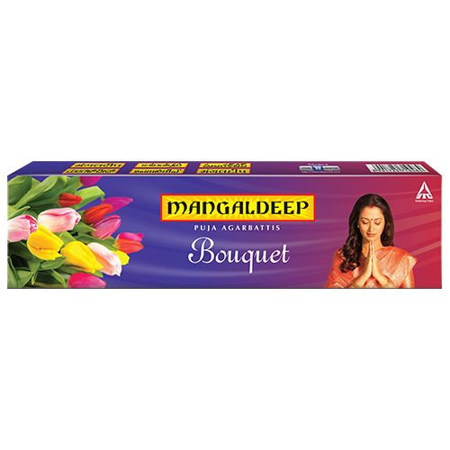 Mangaldeep Bouquet Agarbatti Sticks