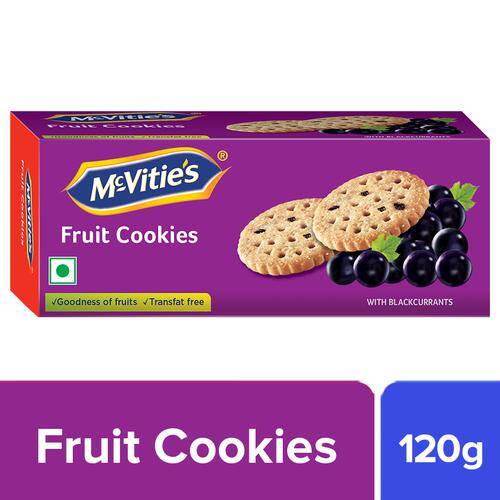 Mcvities Cookies - Fruit