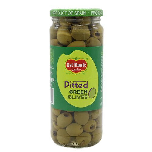 Del Monte Green Olives - Pitted