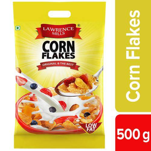 Lawrence Mills Cornflakes