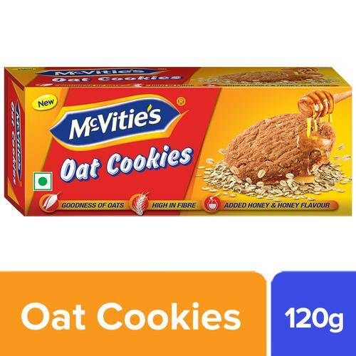 Mcvities Oat Cookies