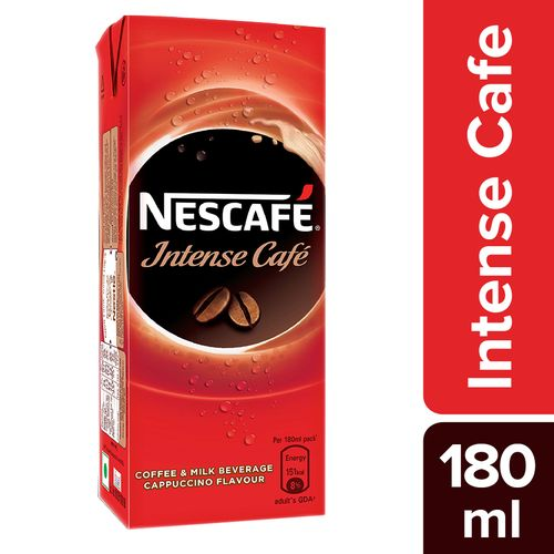 Nescafe Intense Café Coffee - Ready To Drink
