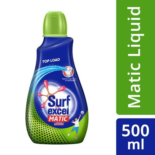 Surf Excel Liquid Detergent - Matic Top Load