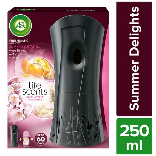 Air wick Freshmatic Room Freshener - Complete Kit Summer Delights
