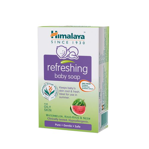 Himalaya Baby Refreshing - Baby Soap
