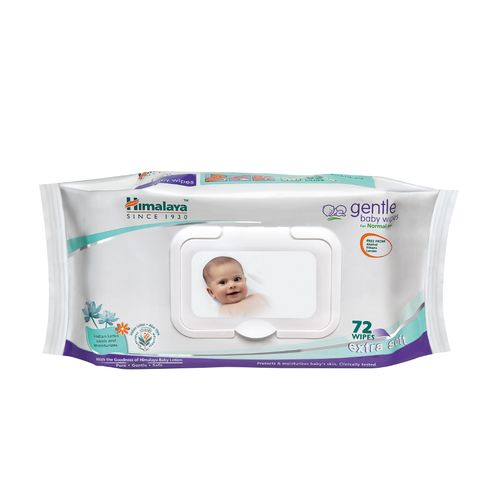 Himalaya Baby Wipes - Gentle Baby