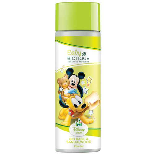 BIOTIQUE Disney Mickey - Baby Powder, Basil and Red Sandalwood