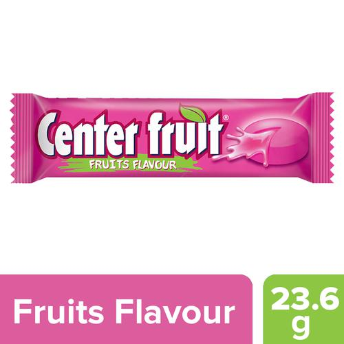 Center Fruit Chewing Gum Stick - Fruits Flavour
