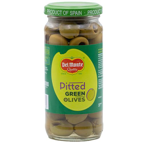Del Monte Olives - Green Pitted