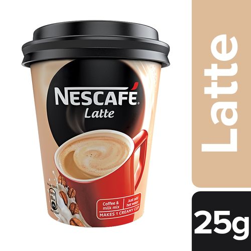 Nescafe Instant Coffee - Latte Premix