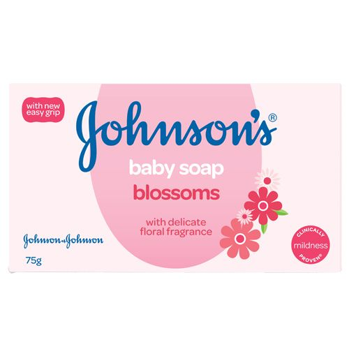 Johnson & Johnson Baby Soap - Blossoms