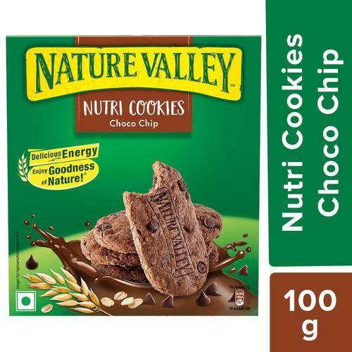 Nature Valley Nutri Cookies - Choco Chips