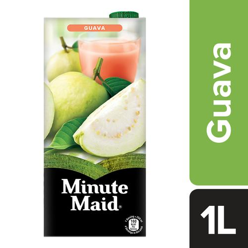 Minute Maid Fruit Drink - Guava