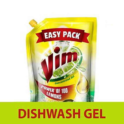 Vim Dishwash Gel - Lemon