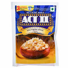 Act II Popcorn Southern Spice
