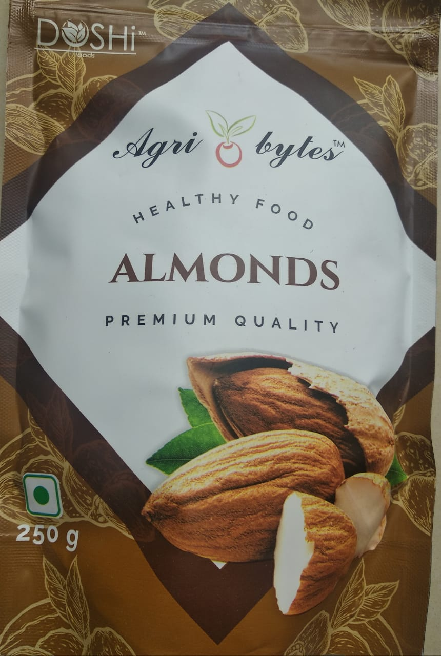 Agribyte Almond (250gm)
