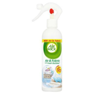 Air Wick Air and Fabric Cool Linen and Lilac Air Freshener