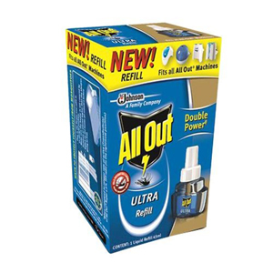 All Out Liquid Mosquito Repellent Ultra Refill
