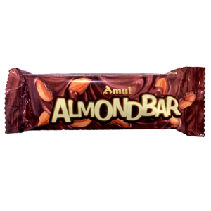 Amul Almond Bar