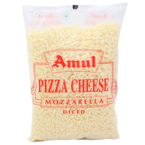 Amul Diced Mozzarella Cheese