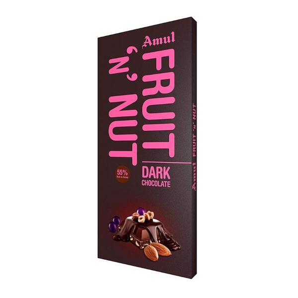 Amul Fruit 'n' Nut Dark Chocolate