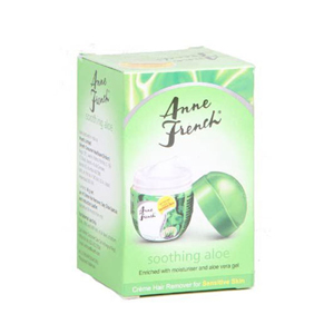 Anne French Hair Remover Creme Aloe Vera