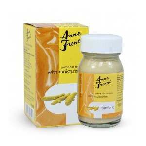 Anne French Hair Remover Cream Turmeric