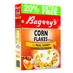 Bagrrys Corn Flakes Plus With Real Honey
