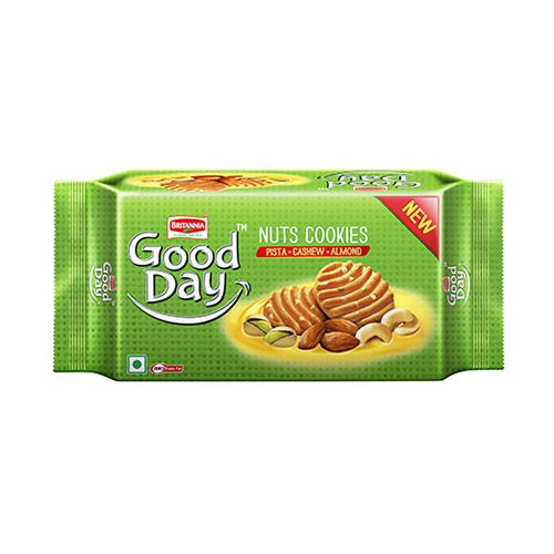 Britannia Good Day - Nuts Cookie