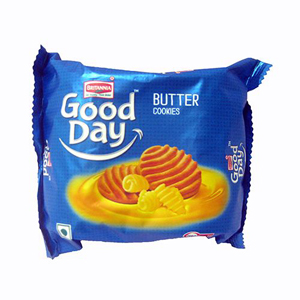 Britannia Good Day Cookies Rich Butter