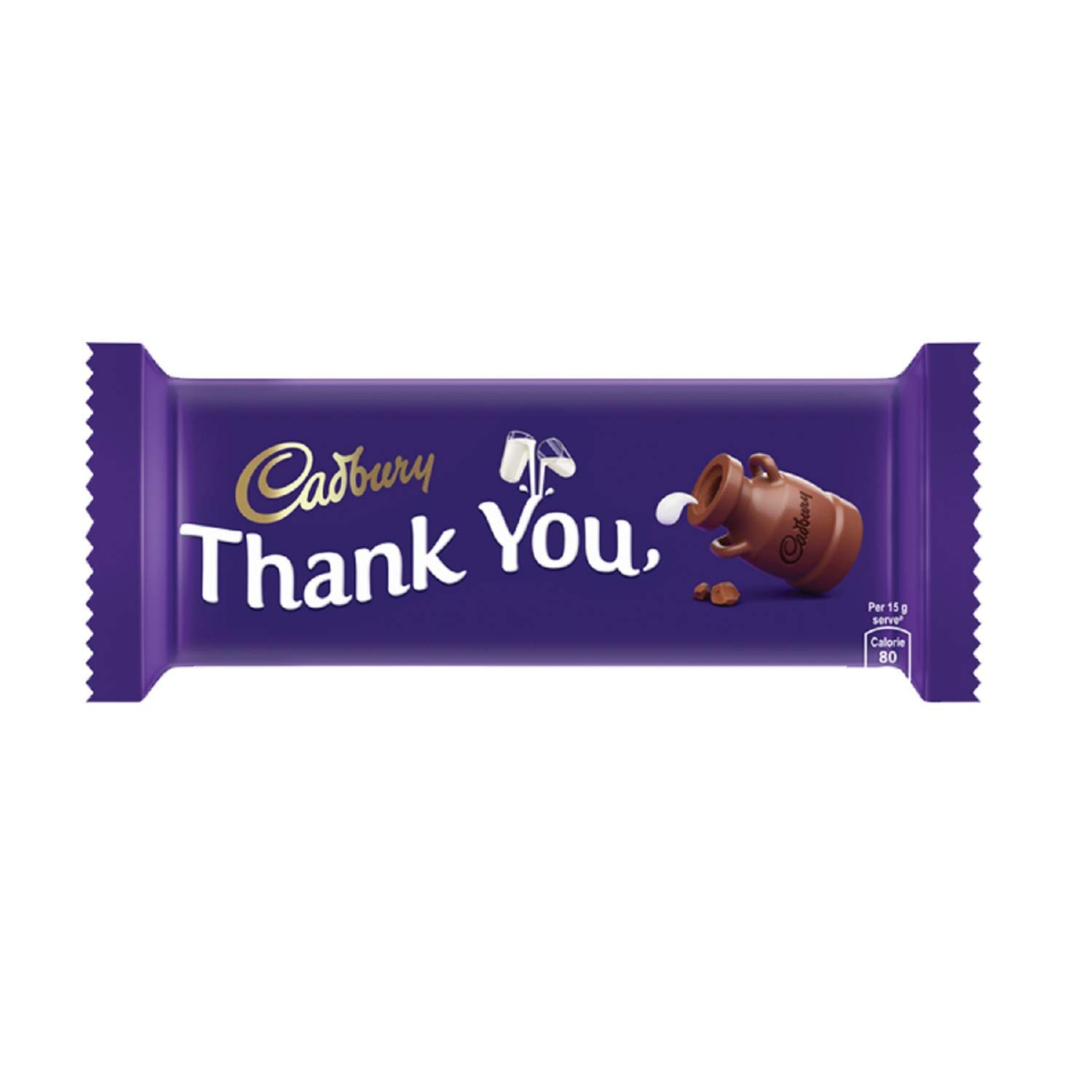 Cadbury Dairy Milk Chocolate Bar Thank You