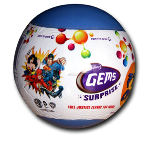 Cadbury Gems Surprise Ball