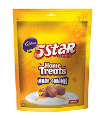 Cadbury Home Treats 5 Star