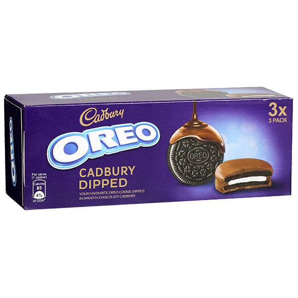 Cadbury Oreo - Dipped Cookies